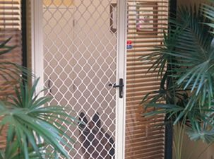 Aluminium/Steel Security Doors Melbourne
