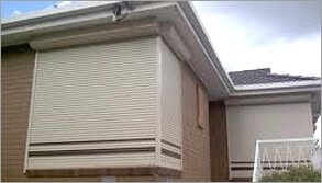Heatguard Bushfire Protection Shutter