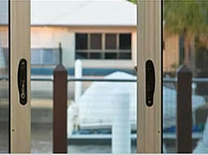 Clearvision Security Doors upto 10% off