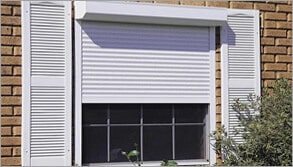Heatguard Privacy Roller Shutters