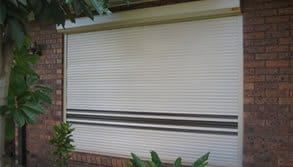 Heatguard Light Control Roller Shutters