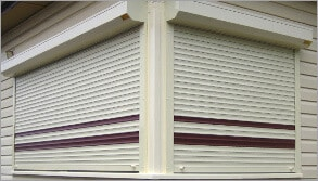 Heatguard Noise Reduction Shutters