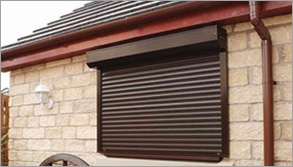 Heatguard Security Shutter