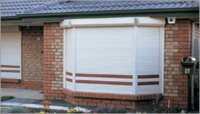 Heatguard Storm Protection Shutter