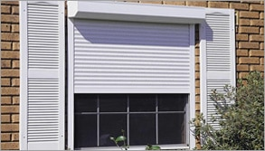 Heatguard Privacy Shutter