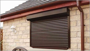 Heatguard Security Roller Shutters