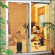 Sliding Security Doors Manufacturer