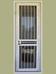 Standard Steel Security Door