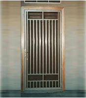 Quality Steel Security Door