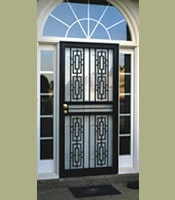 Wide Range Steel Security Door Designs