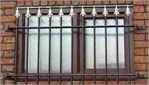 Huge Range Window Grilles