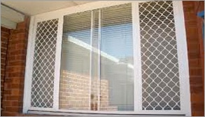 Steel Window Grilles