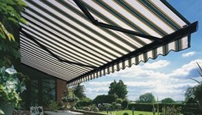 Folding Arm Awning Melbourne