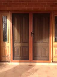 Commercial Security Doors Melbourne