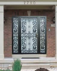 Melbourne Security Doors Frame Design