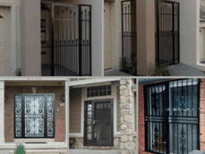 Wood, Aluminum or Steel- Which to Choose for Your Security Door!