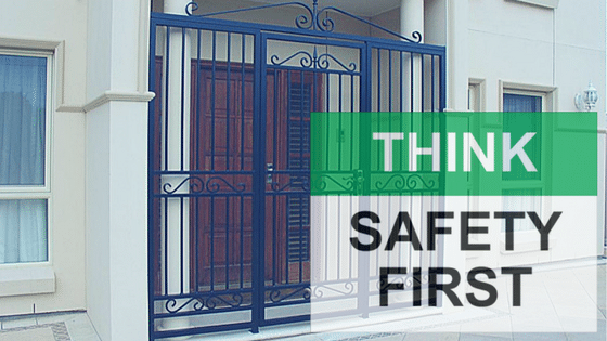 Things to keep in mind while buying security doors